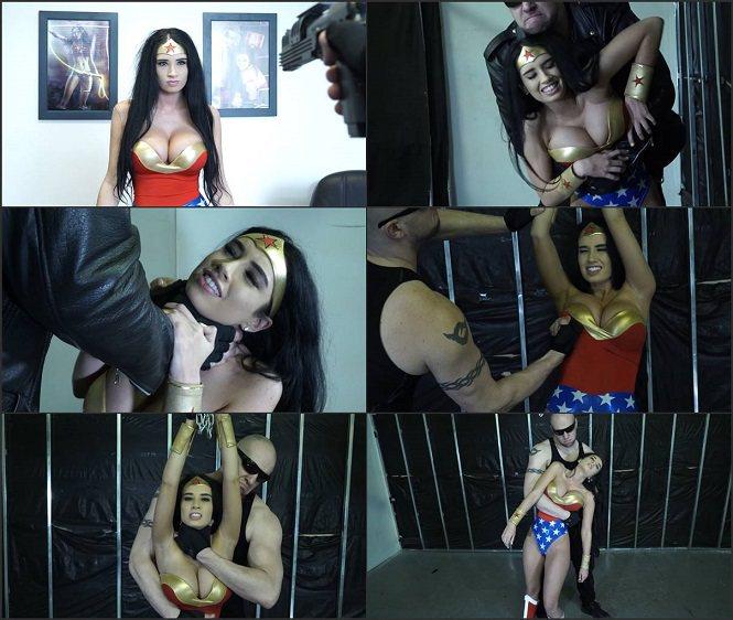 Gigi Allens - Amazing Girl Vs The Machine