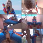 Manyvids Sia_Siberia – Captain Marvel decided to try a great human sex FullHD mp4 1080p