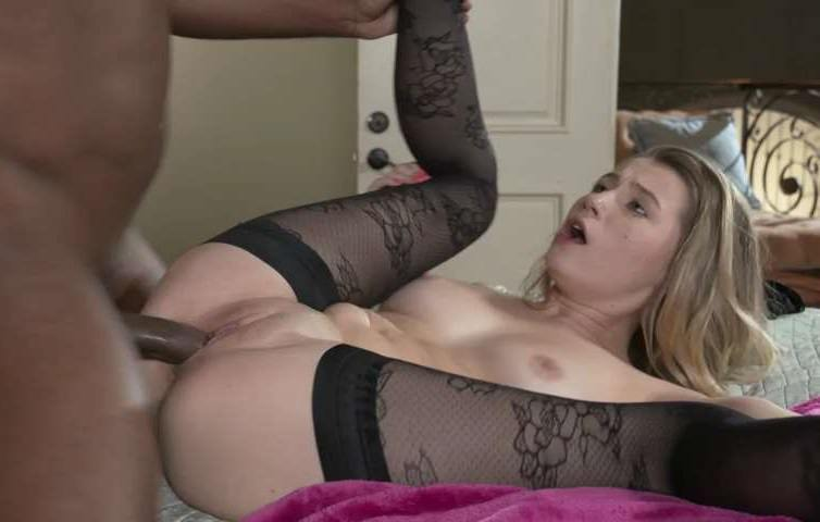 Family Cums First - Carolina Sweets - Big Brother is watching - Interracial Incest SD mp4 2019