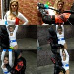 Primal's SUPERHEROINE SHAME – Jessa Rhodes – Power Girl – Defeated and Left to Perish HD mp4 720p
