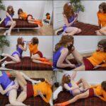 Brook Logan – Daphney And Velma's Mystery Treat – lesbian Cosplay FullHD mp4 [1080p/British / United Kingdom/2019]