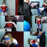 Primal's Disgraced Superheroines – Kleio Valentien, Jax Slayher – Super Patriot – Oculus Sees Your Weakness HD mp4