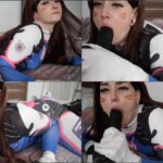 SofiaDark – Dva Suck & Fuck – DELETING SOON – Overwatch Cosplay Porn, Fuck Machine FullHD mp4
