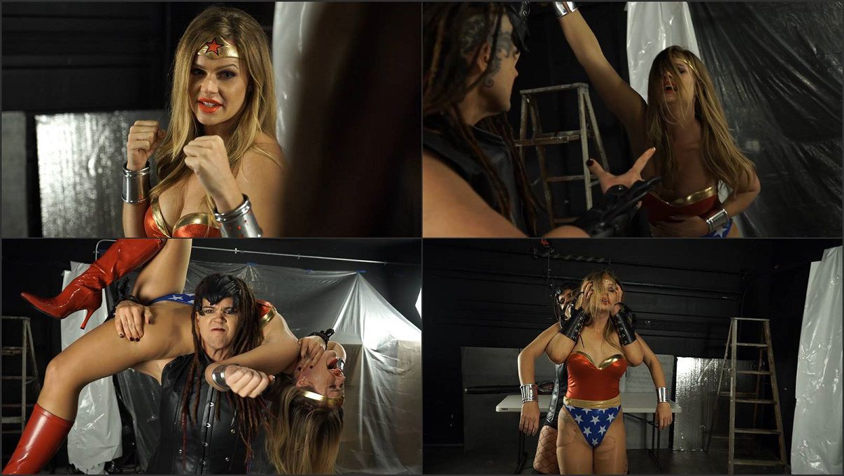 Saharra Huxly and Amber Mcalester - Heroine movies - Juggernaut FullHD mp4 1080p