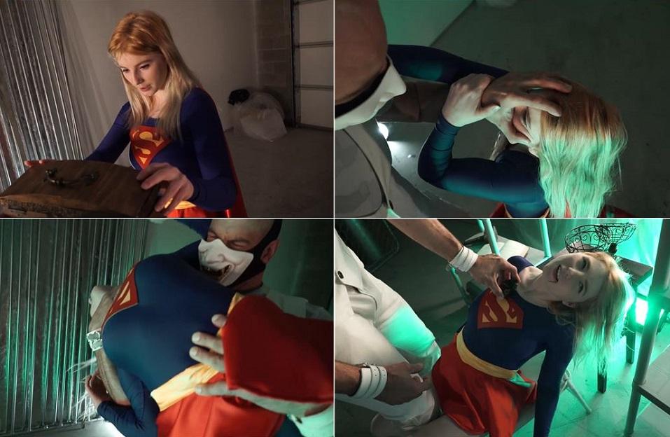 Heroine movies - Lucia Oni 1 - superheroines adult movies