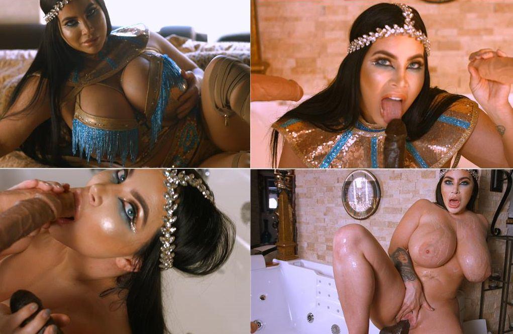 Manyvids Canadian Kim Kardashian - Egyptian Goddess Pt 2 Cum Bath