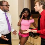 Michael Vegas, Daizy Cooper – Fuck My New Ebony stepdaughter SD mp4 2019