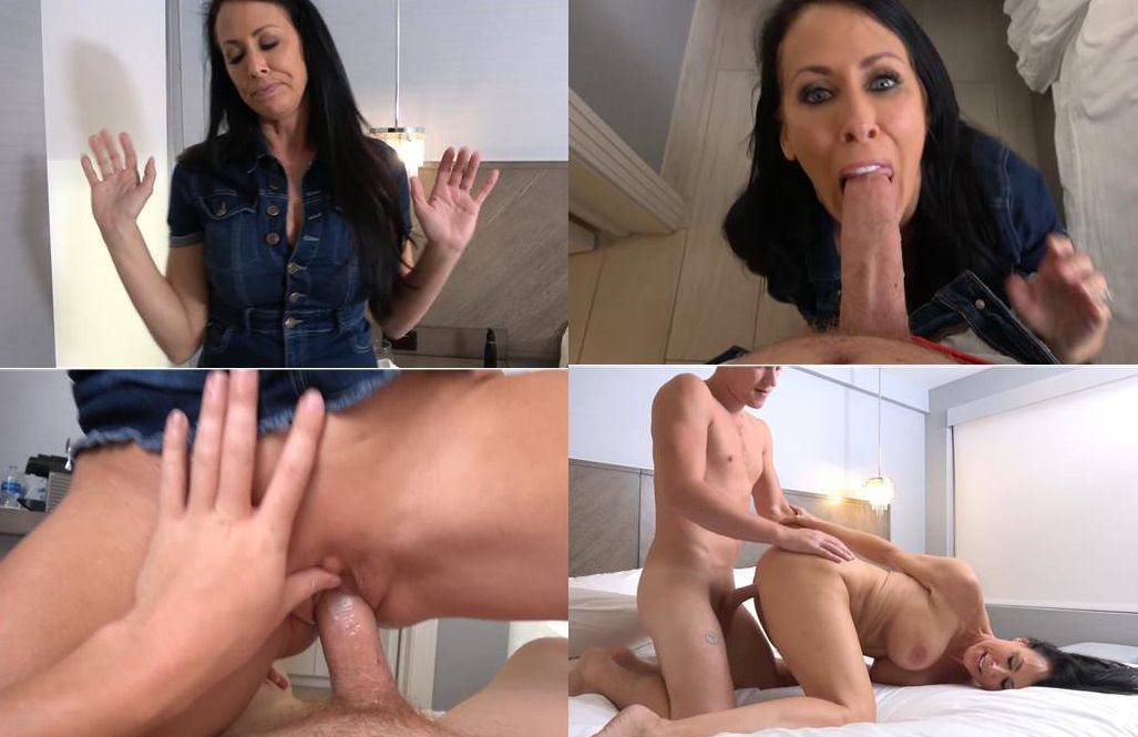 Mypervyfamily - Reagan Foxx - Mom's Vacation Revenge Mouthful of Son
