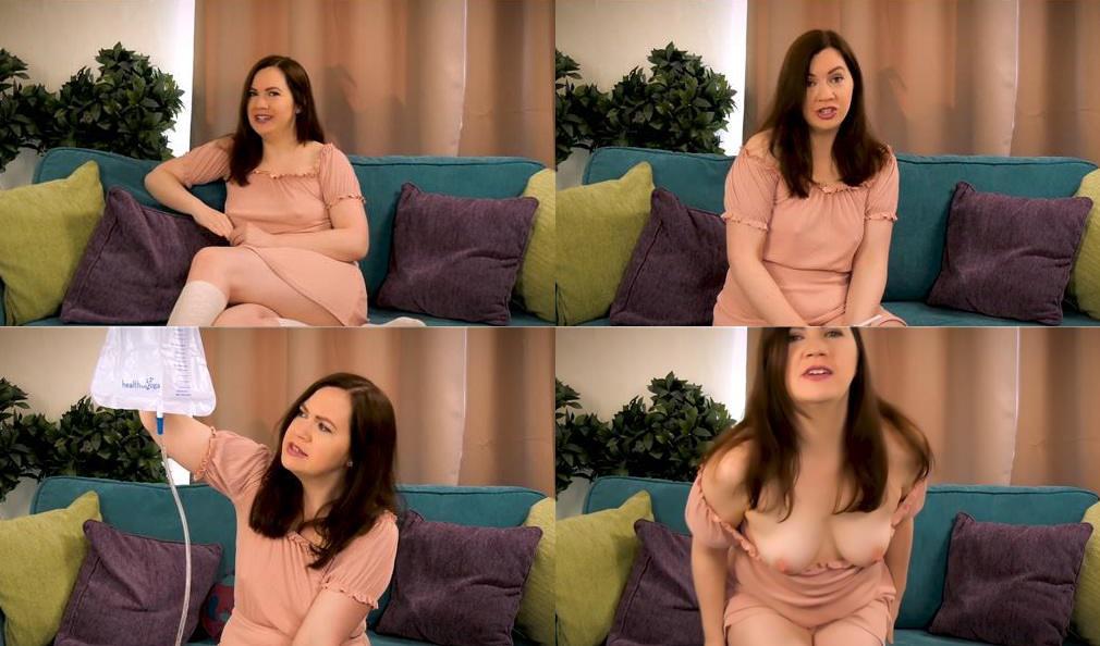 Erotic Enema from Sister - Tammie Madison