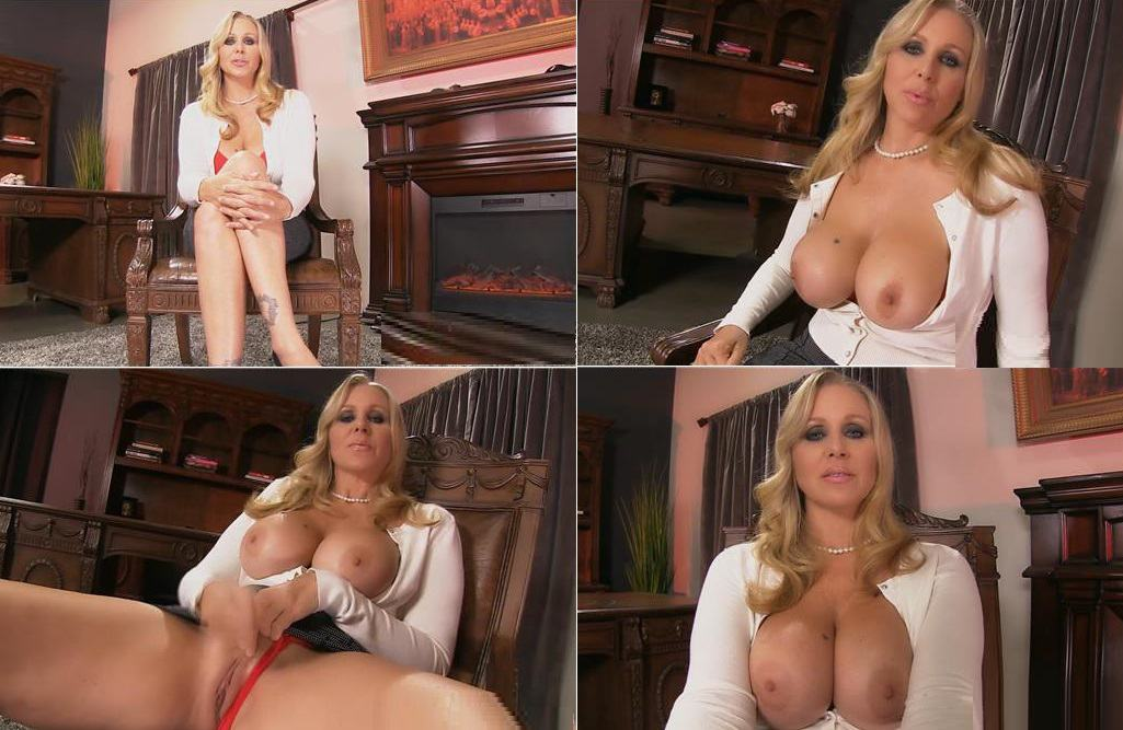 Julia Ann - Naughty StepMom JOI - family kinky video FullHD mp4 1080p