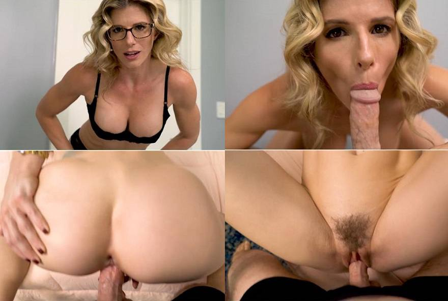 Jerky Wives - Cory Chase in Your One and Only MILF FullHD mp4 1080p