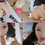 Hidori Nezuko – kamado demon slayer – Anime, Cosplay part 2 FullHD mp4 1080p