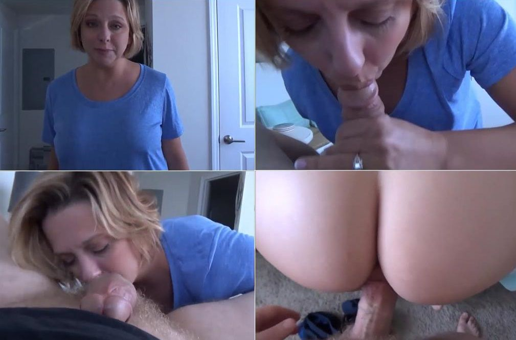 Brianna Beach Mom Creampie