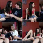 Primal Fetish – Ariel Grace, Pristine Edge – Pristine Teaches Ariel How to Jerk Her Son HD c4s