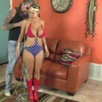 Mistress Goldie – Wonder Woman Sex Slave – Bondage Sex Part 2 SD mp4