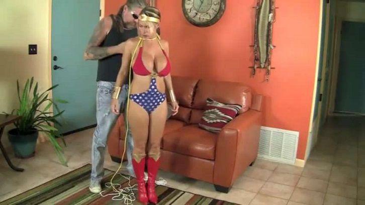 Wonder Woman Sex Slave