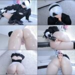 BUNIBUN – 2B Gets a huge anal creampie – BESTSELLER Cosplay Video FullHD mp4