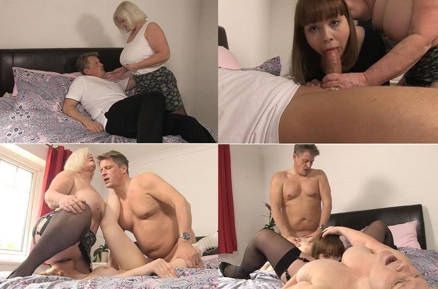 horny Daddy amp the cleaner Daughter