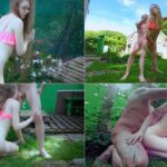 Clips4sale – FFeZine Taboo Pink Bikini – Outdoor Sex FullHD mp4 1080p