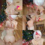 Nier Automata Cosplay Porn – Firtsbornunicorn – 2B Christmas Cumslut Full POV FullHD mp4