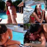 Manyvids Fast Times in LA – Sofie Marie – Family Outdoor Sex SD avi