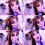 Transformation fantasies –  Sloppy CatGirl Cock Sucking – Manyvids FullHD