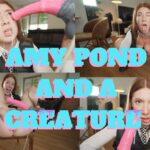 Aliens & Monsters PurpleHazeTV  – NAUGHTY AMY POND FUCKS HORSE COCK FullHD
