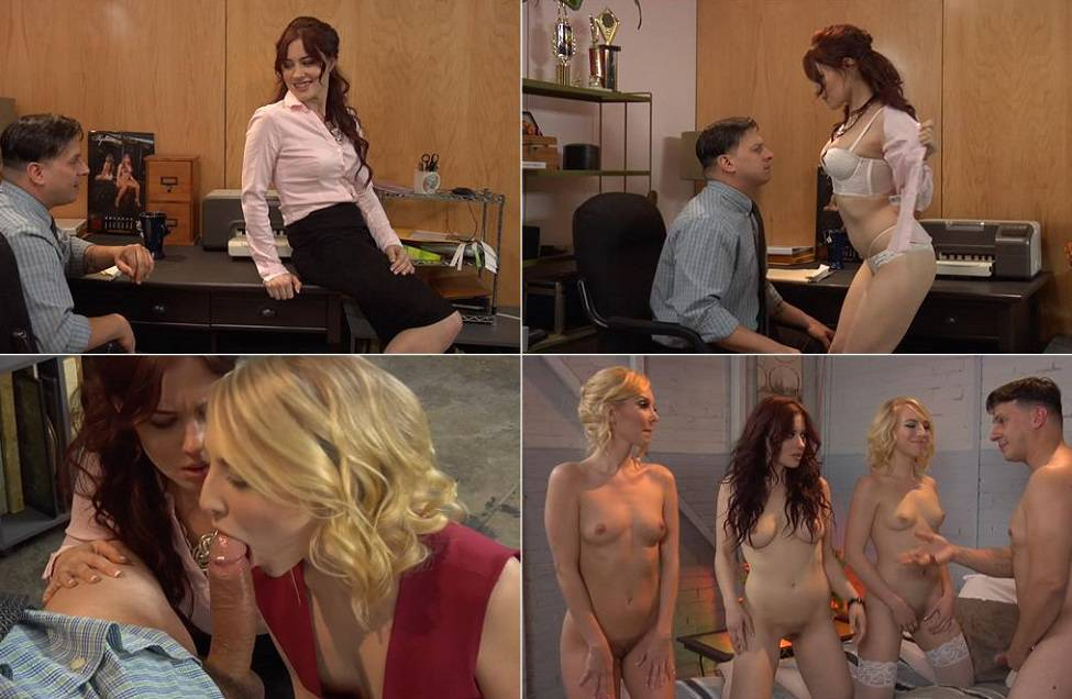 Services Your Morning Wood - Hypnosis Foursome Sessions HD mp4