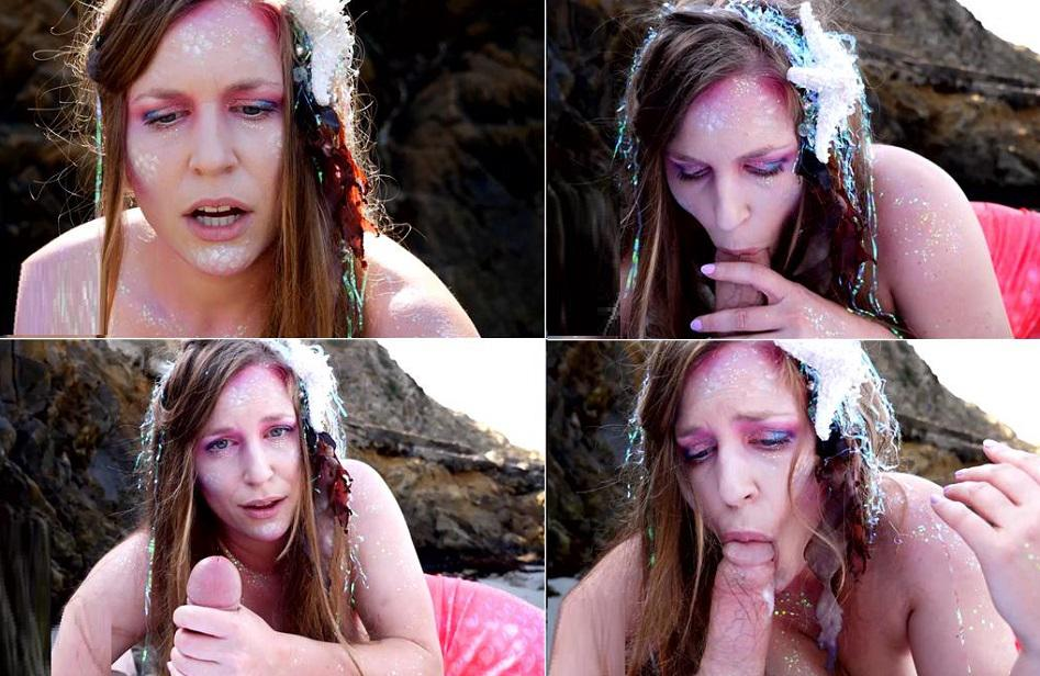 Mermaids: The Last Seaman -  femdom , female domination FullHD mp4 1080p