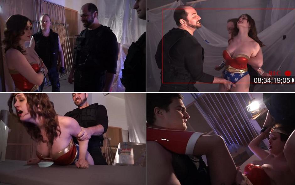 Hands of Man III starring Mckenzie from TheRyeFilms FullHD mp4