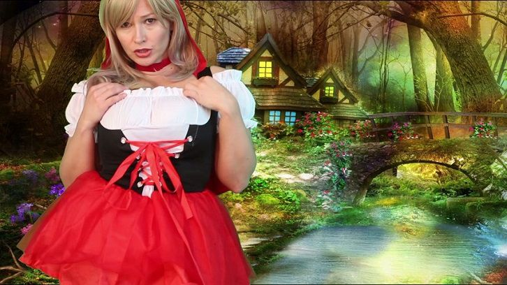 Red Riding Hood Creampie Evil Wolf