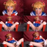 Roxyknight77 – Sailor Moon Ahego Fuck Machine – Squirt, Blonde, Cosplay FullHD