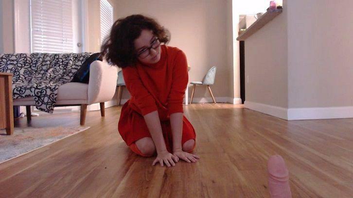 naughtynightlover - Velma's Sick Day - Cosplay, Dildo Fucking SD