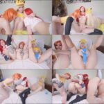Cosplay Porn Hotline_Aurora – Pokemon GGG 3some anal crempies HD mp4