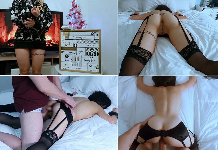 French Taboo Linoo Amors - Mother tied up by paramour but fucked by Son FullHD avi
