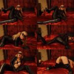 Gartersex – Batgirl fucks batmans big black cock – Cosplay, Dildo Fucking HD