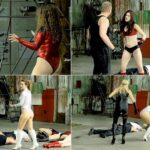Distortion Heroine Chaos from NGC Championship HD mp4