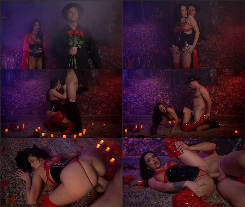 MJ FRESH - Amateur Boxxx - Summons Sex Vampire on Valentines Night FullHD