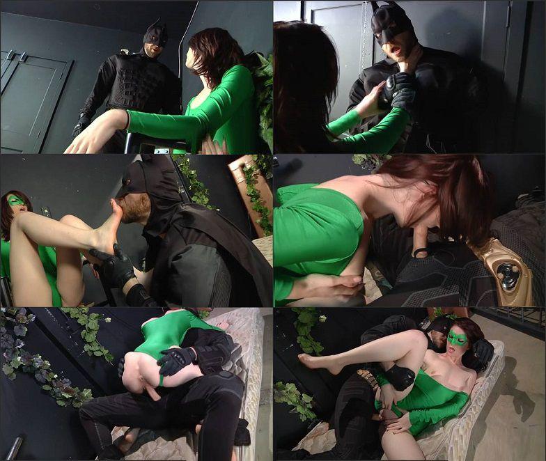 XXXtremeComiXXX - Batman - Poison Ivy's Sex Slave HD mp4