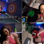Strip Pong & Sex with my sister MJ FRESH – Family Boxxx HD 2020
