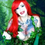 Mistress Harley – Poison Ivy Mind Control Kiss – Supervillain, Femdom 1080p