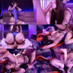 MollyRedWolf  – Dva Overwatch Cosplay Porn – Creampie in a tight pussy 1440p