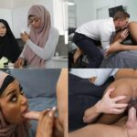 Pleasuring My Stepsister In Her Hijab – Milu Blaze – Interracial Taboo FullHD 2020