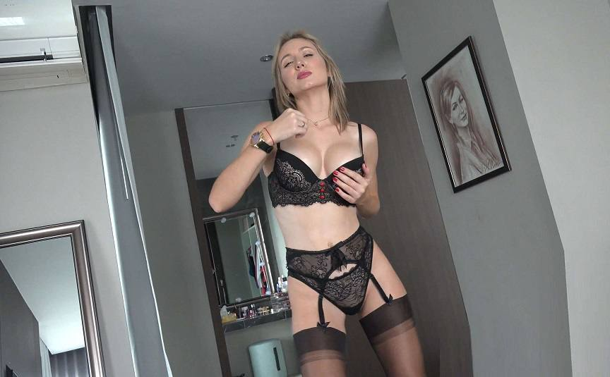 I'm Your Big Hot Sticky Wet Dream - Angel The Dreamgirl - fetish clothing 1080p FullHD