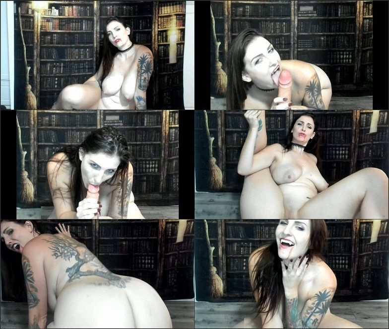 Kelly Payne - Cock Lusting Vampire - Fantasy Filejoker Porn 1080p