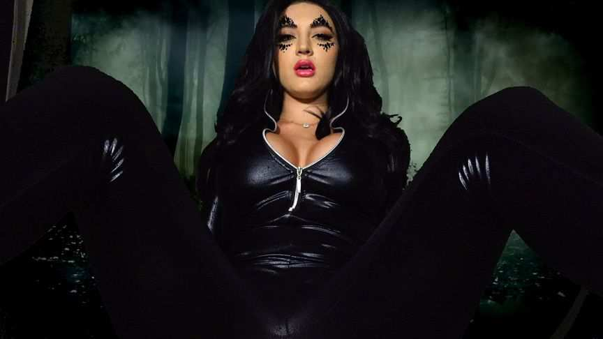 Crystal Knight - Catwoman's Dark Side - Mind Fuck 1080p