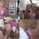 Step-mom finally gets son's cock – Cum slut Melanie Sky! SD