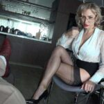 Insatiable For Your High Heeled Nylon Legs – Angel The Dreamgirl 2160p 4k
