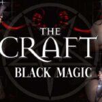 KimberleyJx – Black Magic – Dildo Fucking, Gothic FullHD 1080p