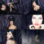 Lady Mesmeratrix fucks your mind  into maleficent eyes – The Seven Sins Series sloth FullHD